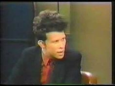 ▶ Tom Waits 12-21-1983 pt. 1 Frank's Wild Years - YouTube