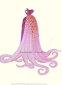 Octopus Costume By Erte' Theatrical Costume par SurrenderDorothy, $14.89/11€79