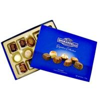 A classic gift for that special person. The Ghirardelli Classic Assortment features unique recipes in elegant chocolate pieces, delivering unforgettably rich flavors that will delight all. New for Valentine's Day