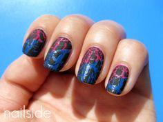 Nailside: Crackled Barry