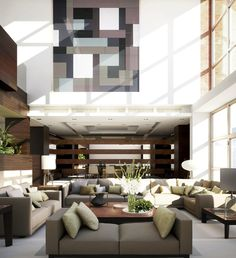 Residencia privada en Ryhad por Mario Mazzer Arquitectos 01 - MyHouseIdea