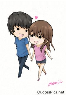 The perfect Boyfriend Girlfriend Animated GIF for your conversation. Discover and Share the best GIFs on Tenor. Cute Couple Pictures Cartoon, Cute Profile Pictures, Cute Couple Quotes, Couple Cartoon, Couple Art, Cute Couples Texts Period, Cute Couples Teenagers, Cute Anime Couples, Cute Drawings Of Love