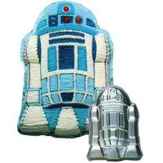 Wilton Star Wars R2D2 Cake Pan #502-1425 - Old School Star Wars,...... my favorite type of Star Wars!
