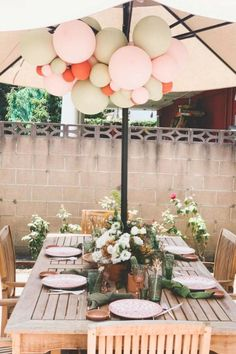 Take a look at this fantastic cactus birthday party! The table settings are so pretty! See more party ideas and share yours at CatchMyParty.com  #catchmyparty #partyideas #cactus  #tablesettings #cactusparty #girlbirthdayparty #fiesta