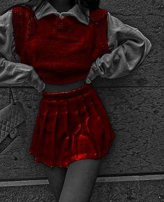 Badass Aesthetic, Aesthetic Girl, Bad Girl Style, Badass Style, Girl Fashion, Fashion Outfits, Uzzlang Girl, Jennie Blackpink, Girl Photography Poses