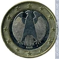 2 Euro Coin 2002 Germany J