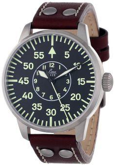 •$329 •42mm •AmazonSmile: Laco Type B Dial Miyota Automatic Pilot Watch 861690: Watches