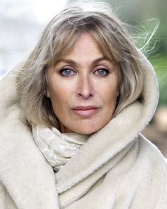 Pictures & Photos of Carol Royle - IMDb nice mix of gray blonde @Denetta Jamieson