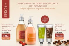 Promoção Hidratantes Natura Ekos http://rede.natura.net/espaco/miriamsguaselli