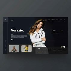 Want more creative inspiration? Web Design Tips, Web Design Trends, Ux Design, Page Design, Layout Design, Ui Design Inspiration, Creative Inspiration, Daily Inspiration, Design Your Own Website