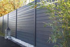 SO GARDEN - Nouvelles palissades bois & aluminium OPAL