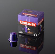 Catunambu Pack Coffee Capsules on Packaging of the World - Creative Package Design Gallery
