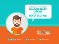 Alla scoperta di Sglutinati - Seguici  www.sglutinati.it #sglutinati #glutenfree #senzaglutine #celiachia