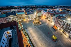Olomouc is an undiscovered gem of the Czech Republic. Don't miss this majestic city, home to countless beautiful buildings, great culture and cheese.