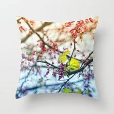 Young Love Throw Pillow Cover by Lisa Argyropoulos - $20.00
