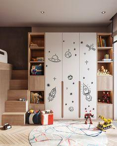 Rublevo 3. Kids WardrobeWardrobe DesignKids FurnitureBoys Bedroom ...
