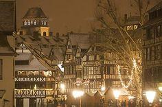 Marché de Noël de Strasbourg © Ville de Strasbourg