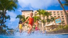 Our pool offers fun in the sun for everyone.