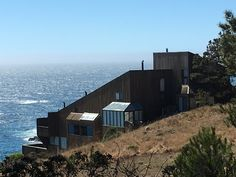 Just back from Sea Ranch, 1965 by MLTW, was fantastic....