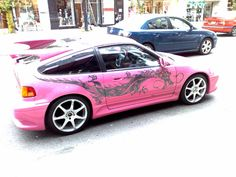 FAST AND FURIOUS PINK CAR - See the best of the FAST AND THE FURIOUS