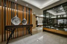 Роскошный интерьер квартиры в Тайване-1