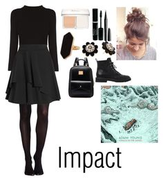 """""""Impact"""" by charbear231 ❤ liked on Polyvore featuring Christian Dior, Marc Jacobs, SPANX, Faith Connexion, Alexander McQueen, Giuseppe Zanotti, Jaeger and Kate Spade"""