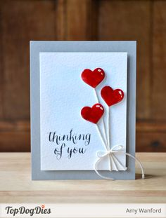 thinking of you by Aimes - Cards and Paper Crafts at Splitcoaststampers