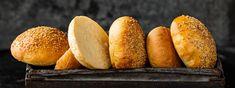 Burger Bun (Hamburger-Brötli) - Rezept | Swissmilk Burger Buns, Gnocchi, Bread, Food, Hamburger Ideas, Rezepte, Breads, Bakeries, Meals