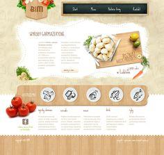 food producer by Karol Sidorowski, via Behance