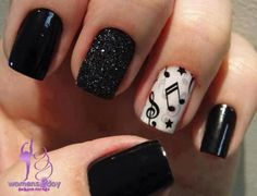 Get exciting nails for summer 2013 - sexy nail art 2013