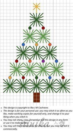 Nov 9, 2019 - Embroidery Christmas Cards Xmas Trees 21 Ideas For 2019