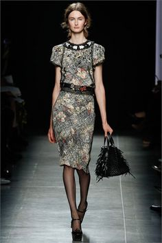 Sfilata Bottega Veneta Milano - Collezioni Primavera Estate 2013 - Vogue