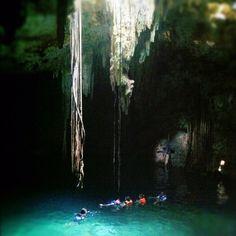 Cenotes Cuzamá ( Mérida, Yucatán)