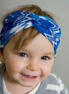 On Hello Jack Blog: Pepper Lou's adorable turbans