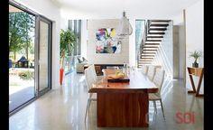 Maison: Espace et lumière