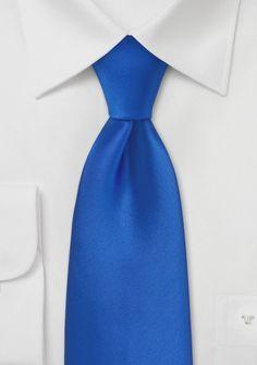 Tie in Horizon Blue