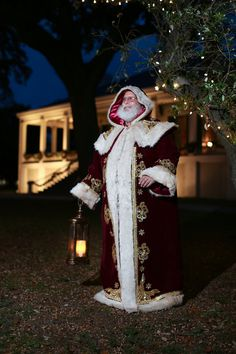 Christmas at Beauvoir!