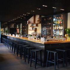 Honey - nytlessordinary:   Pegu Club, New York City Audrey...