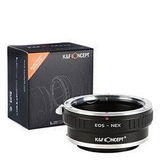 K&F Concept® EOS - NEX Objektiv Mount Adapter Ring Objektiv Adapterringe für Canon EOS EF EF-S Objektiv Mount Objektiv Adapterringe auf Sony NEX - http://kameras-kaufen.de/k-f-concept/eos-nex-k-f-concept-m42-m4-3-objektiv-mount-adapter-4
