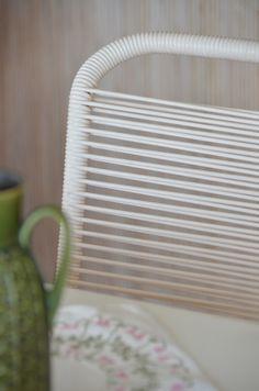 Stringy business. Tivoli chair. Montana.