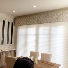 Our Custom Valances feature fabrics that will complement your window coverings. Our staff will carefully guide you to the perfect Top Window Treatment. Custom Windows, Roller Shades, Windows, Valance, Decorative Window Treatments, Ambient Lighting, Patio Doors, Home Decor, Window Toppers