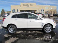 2014 Cadillac SRX- Platinum Ice #Buick #Rvinyl --------------------------------------------------------------------- http://www.rvinyl.com/Buick-Accessories.html