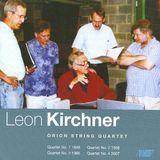 Leon Kirchner: String Quartets Nos. 1-4 [CD]