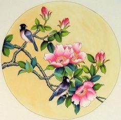 Tranh thủy mặc vẽ chim – bird topic brush painting Dưới đây là 45 hình chụp tranh thủy mặc chủ đề chim:  MỤC LỤC – HỘI HỌA & ĐIÊU KHẮC