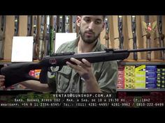 Rifles de aire comprimido - YouTube Rifles, Youtube, Fictional Characters, Air Rifle, Buenos Aires, Homemade, Fantasy Characters, Cheat Sheets, Youtubers