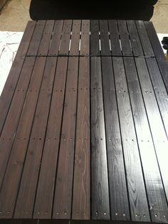Cabot Cordovan Brown Deck Stain Colors Floor Diy Porch