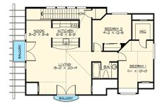 European Carriage Home Plan - 23446JD | Carriage, Cottage, European, Narrow Lot, 2nd Floor Master Suite, CAD Available, Drive Under Garage, PDF | Architectural Designs