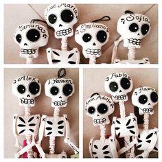 Calaveras, dia de muertos, day of deads, hecho a mano, handmade, personalizadas, personalized, tradición, tradition, altar, Mexico, Mayeb