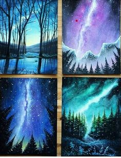 Awesome paintings!!