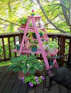 7 Passionate Clever Tips: Small Backyard Garden Space Saving backyard garden boxes fence. Garden Yard Ideas, Garden Boxes, Garden Crafts, Garden Projects, Garden Art, Boho Garden Ideas, Garden Junk, Garden Spaces, Herb Garden